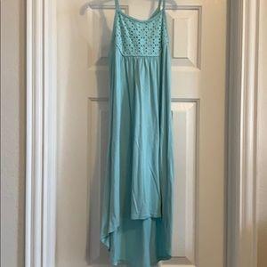 Girl's Old Navy Long Dress, Size M (8)